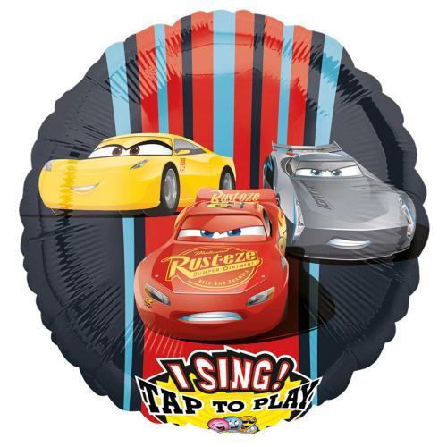 """28"""" (71 cm) Sing-A-Tune Cars"""