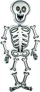 """76"""" (193 cm) Skelett AirWalker"""