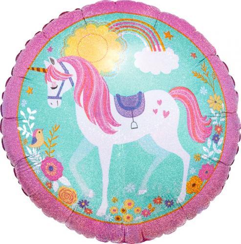 "18"" (46 cm) Magical Unicorn"