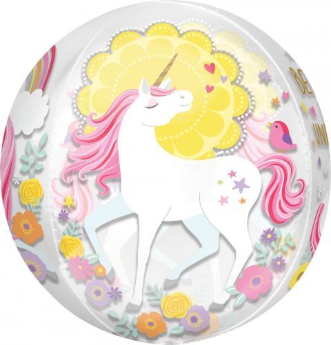 "16"" (41 cm) Orbz Magical Unicorn"