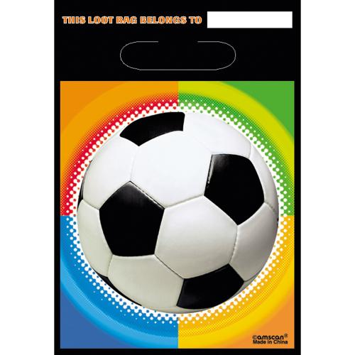 Fotboll Kalaspåsar