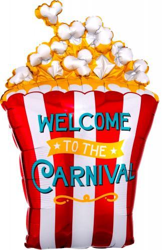 """29"""" (74 cm) Karnival Popcorn"""