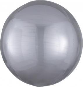 """20"""" (51 cm) Orbz XL Silver"""
