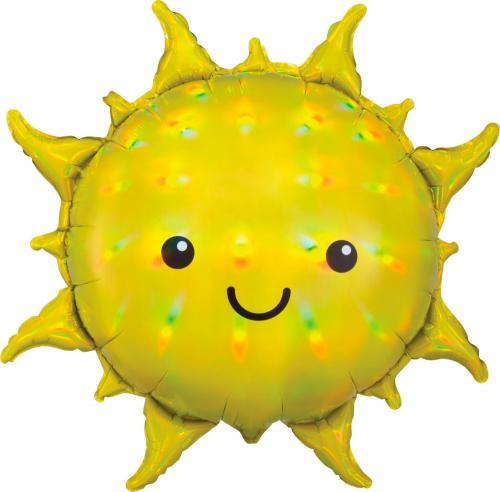 """27"""" (68 cm) Holografisk Sol"""