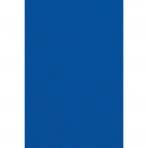 Bordsduk i papper, blå, 137 x 274cm