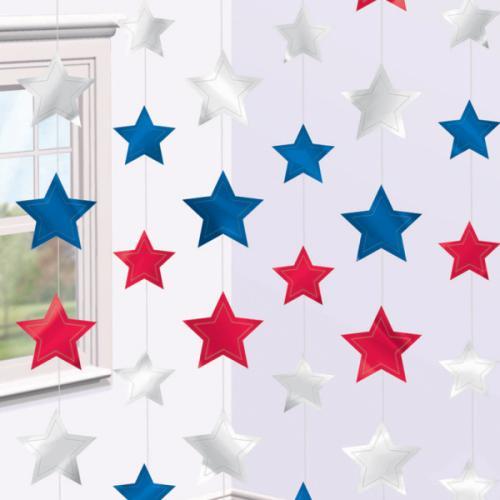 Hängande stjärnor (USA)