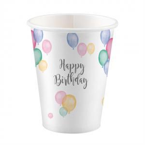 Happy Birthday Pastell Muggar