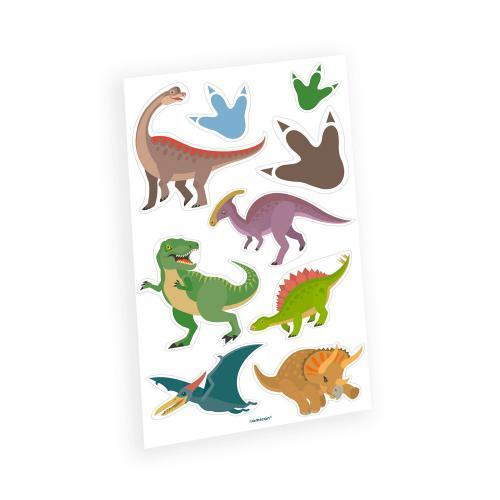 Temporär tatuering Happy Dinosaur