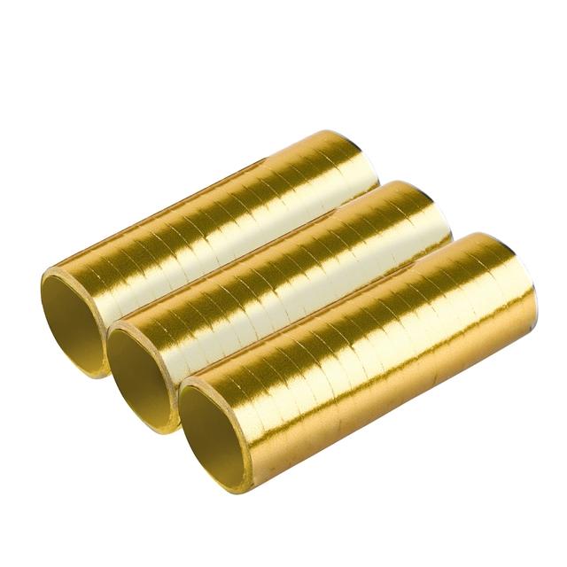 3 st Serpentiner Guld