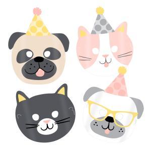 Masker Härliga husdjur