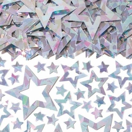 Konfetti - Stjärnor