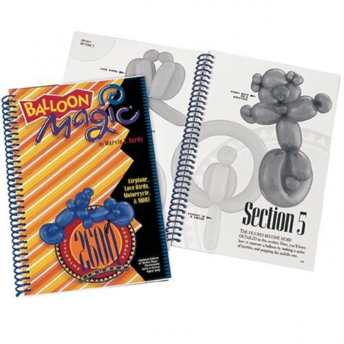Qualatex Balloon Magic 260Q Figures Book