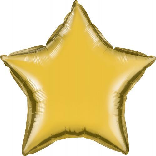 """36"""" (90 cm) Stjärna Guld"""