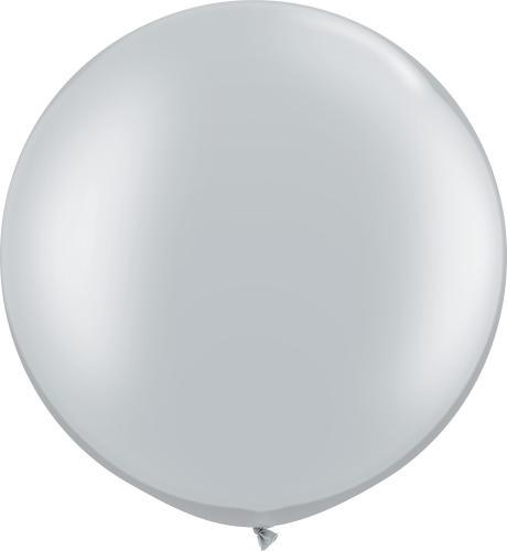 """30"""" (76 cm) Silver"""