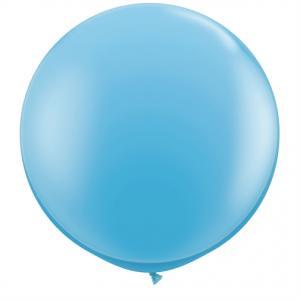 3' (80 cm) Ljusblå