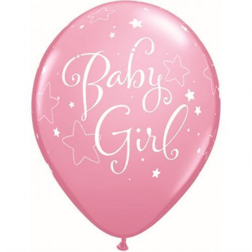"""11"""" (28 cm) Baby Girl Stars"""