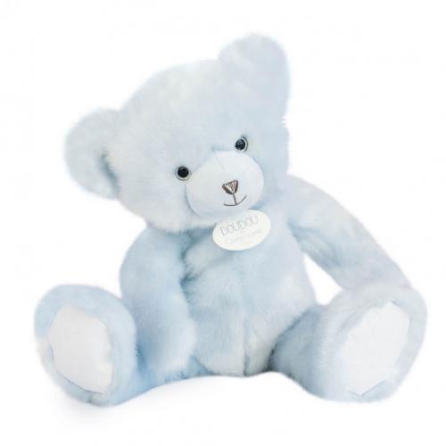 Blå Nalle - 37 cm