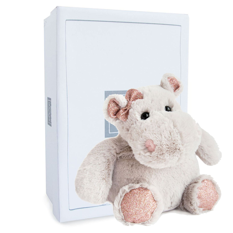 Hippo - 25 cm - i fin presentlåda