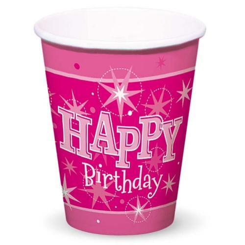 Happy Birthday Rosa Muggar 8-pack
