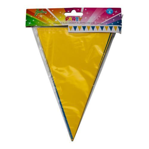 Flaggspel i svenska flaggans färger