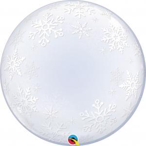"24"" (60 cm) Frosty Snowflakes"
