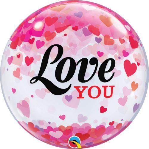 "22"" (55 cm) I Love You"