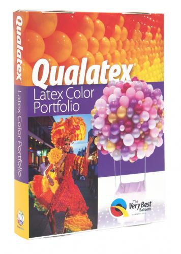 Qualatex Latex Color Portfolio