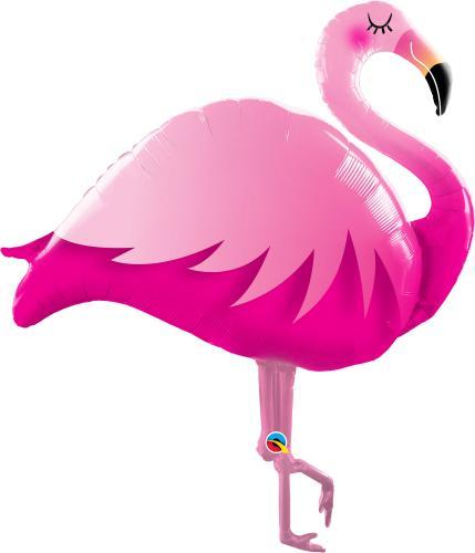 """46"""" (117 cm) Rosa Flamingo"""