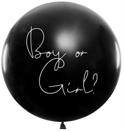 """36"""" (100 cm) Boy or girl - rosa konfetti"""