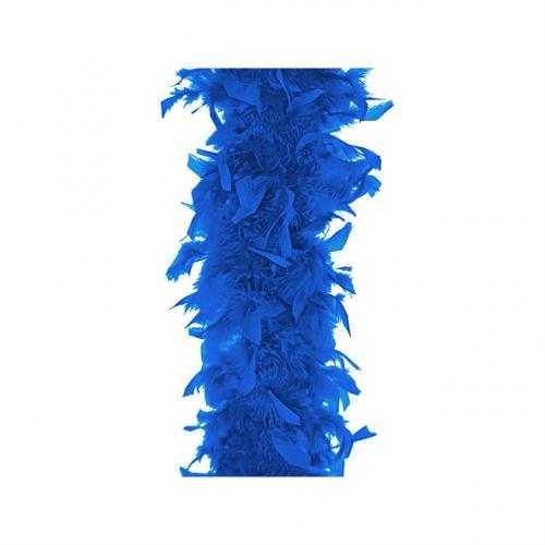 Boa Neonblå 180 cm