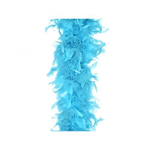 Boa Ljusblå 180 cm
