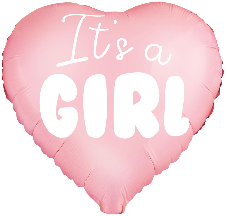 """18"""" (45 cm) It's a girl"""