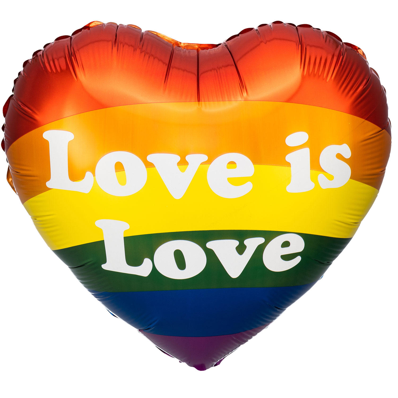 "14"" (35 cm) Love is Love"