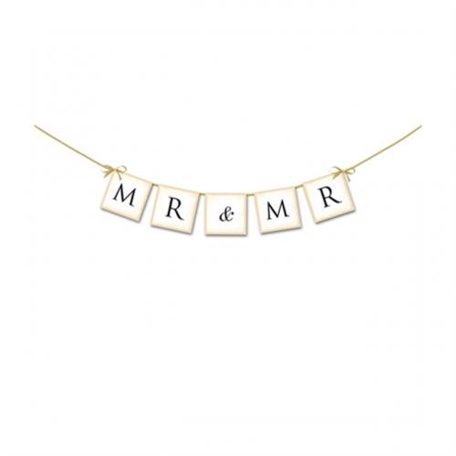 Banner Mr & Mr