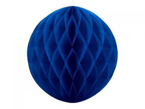 Honeycomb 40cm mörkblå