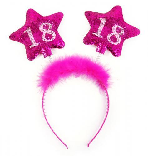 Stjärndiadem nummer 18