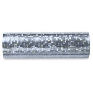 Holografisk serpentin Silver