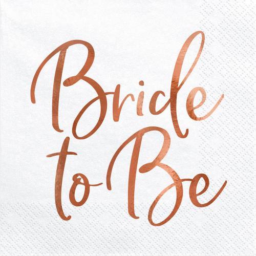 Servett Bride to Be