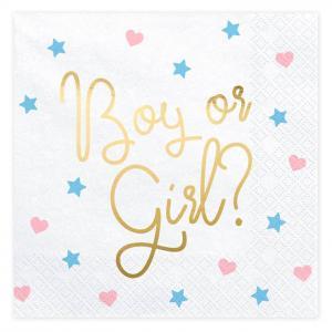 Servett Boy or girl?