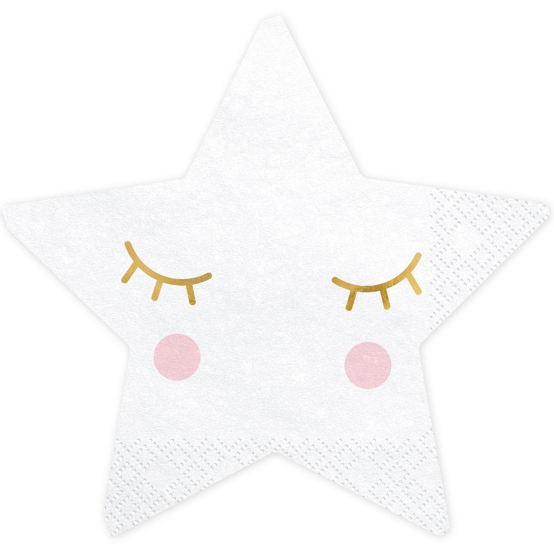 Servetter Sovande stjärna