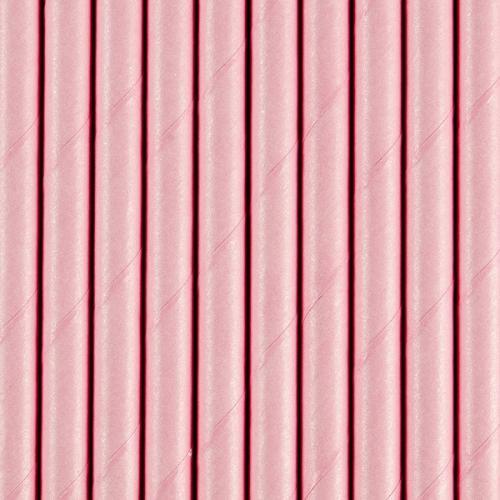 Papperssugrör rosa