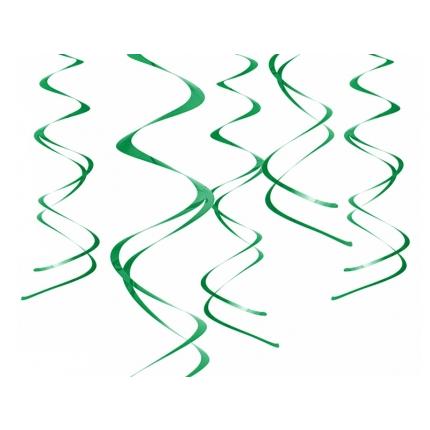 Swirls Grön
