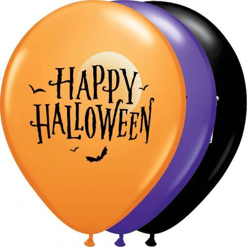 """11"""" (28 cm) Happy Halloween"""