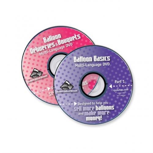 Qualatex Balloon Network DVD Kit