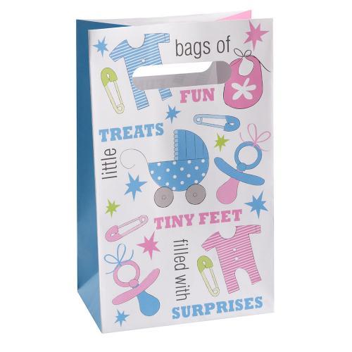 Giftbags till babyshower