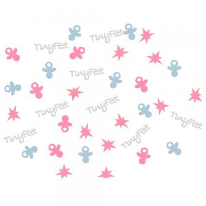 Tiny Feet - bordskonfetti