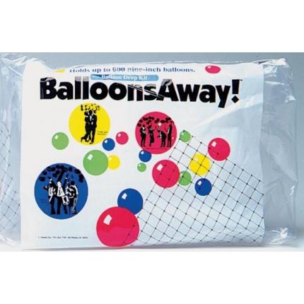 BalloonPro™ genomskinligt ballongnät
