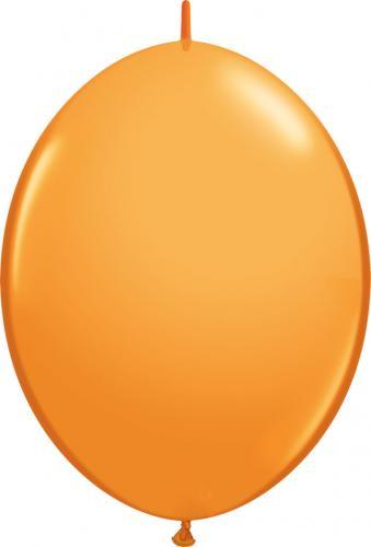 """12"""" (30 cm) Quicklink Orange"""