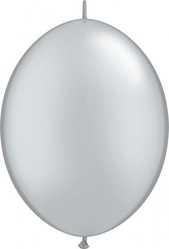 "12"" (30 cm) Quicklink Silver"
