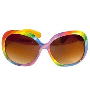 Maskeradglasögon Regnbåge
